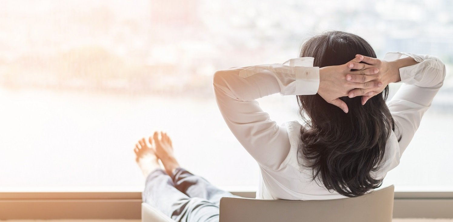 Don't let work stress get you down. The one stop checklist for self-care resource