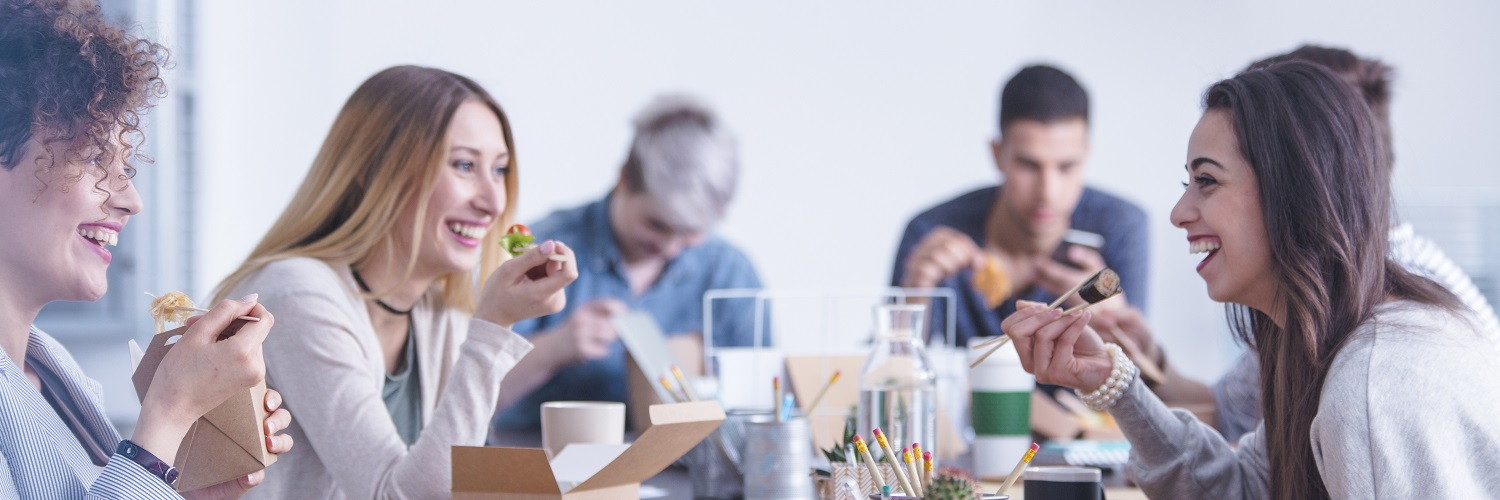 Let's Break It Down – Why Taking An Actual Lunch Break Is Beneficial To Your Mental Health