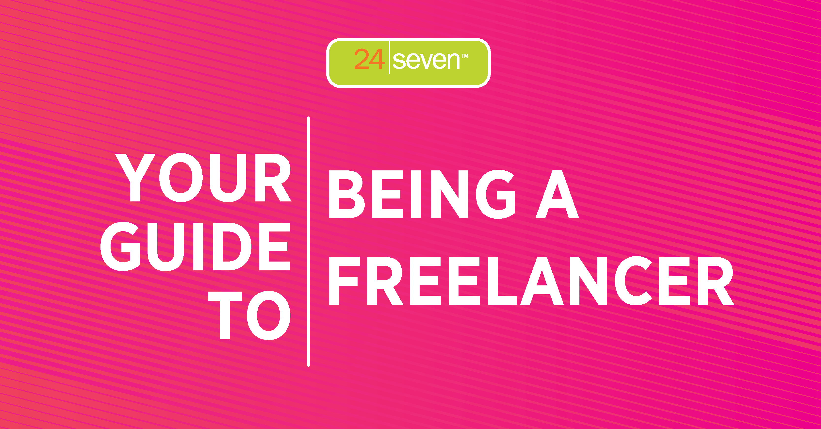 guide to being a freelancer