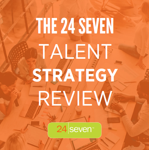 talent strategy 2018 cover