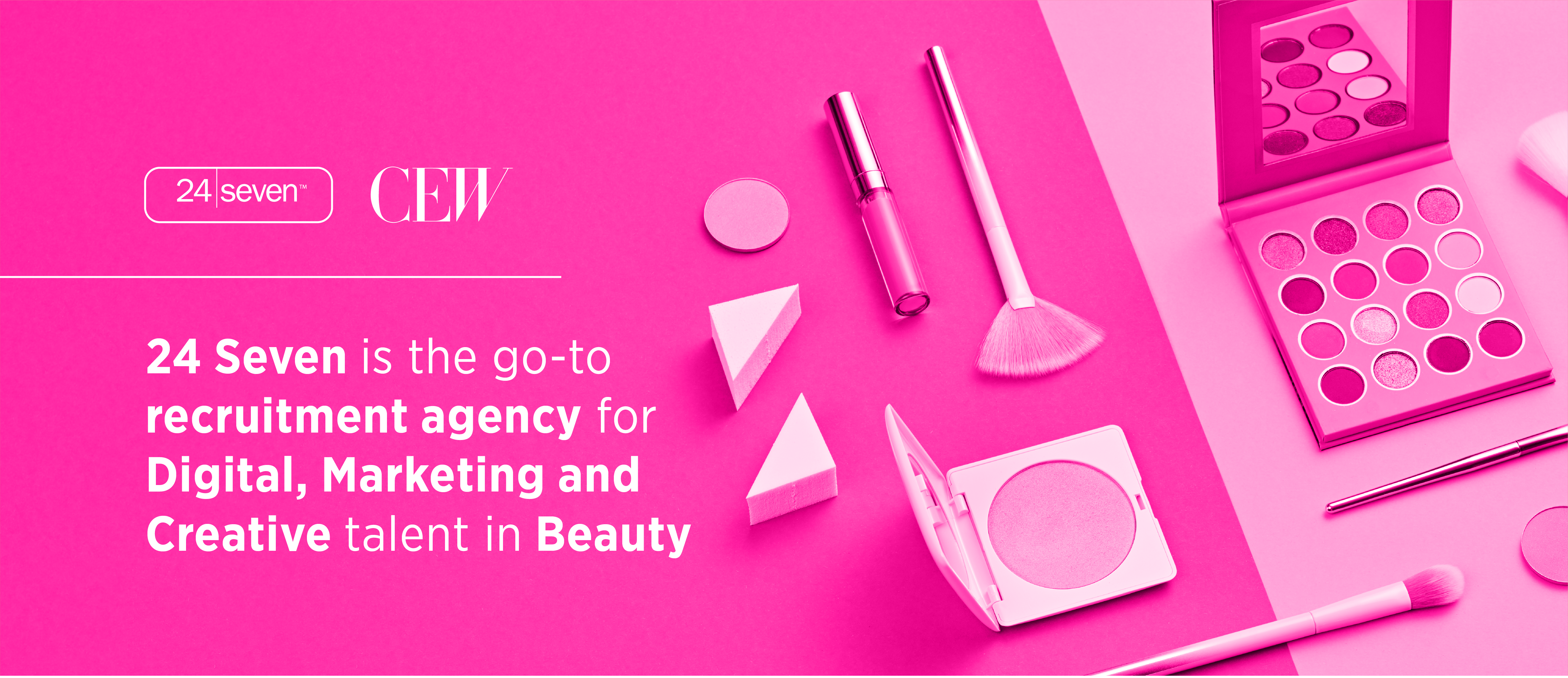24 Seven Beauty Recruiters
